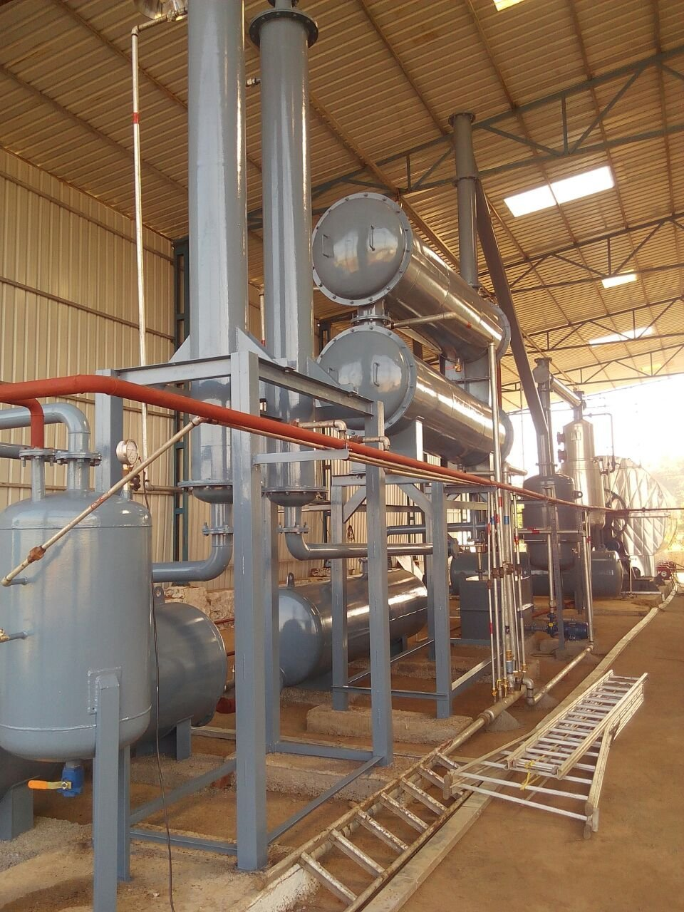 Plastic pyrolysis plant India 13