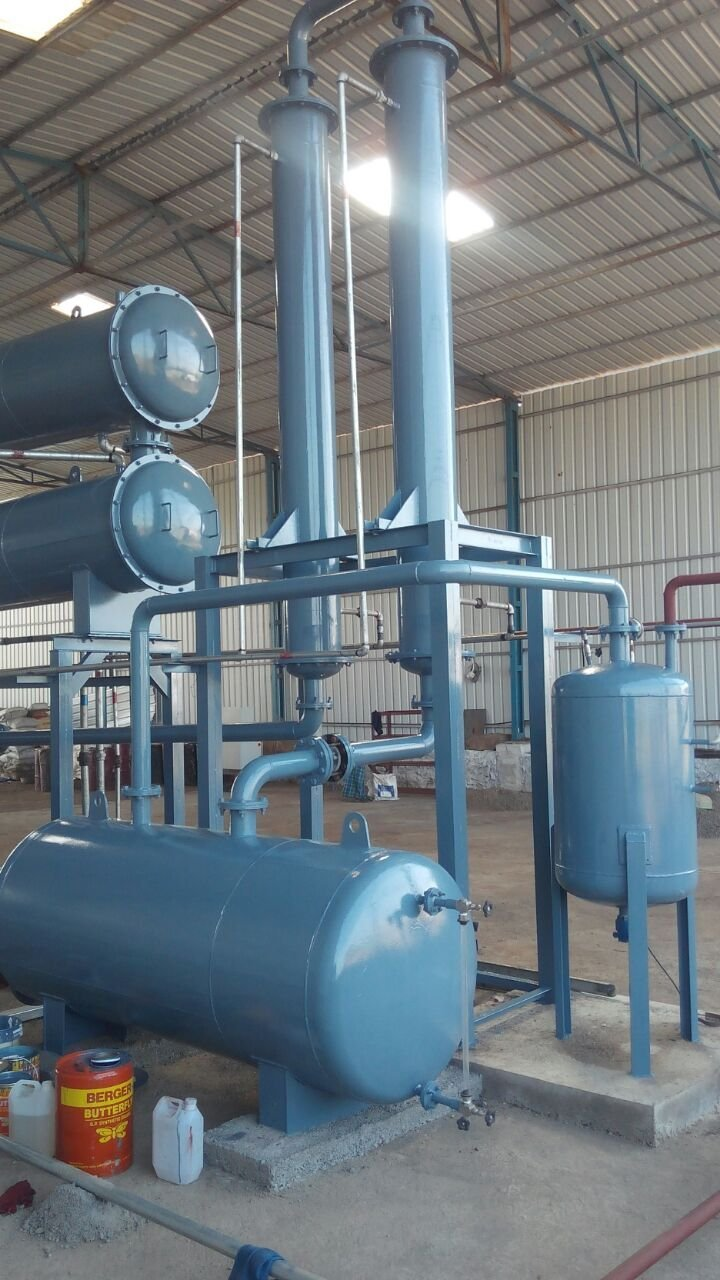 Plastic pyrolysis plant India 5