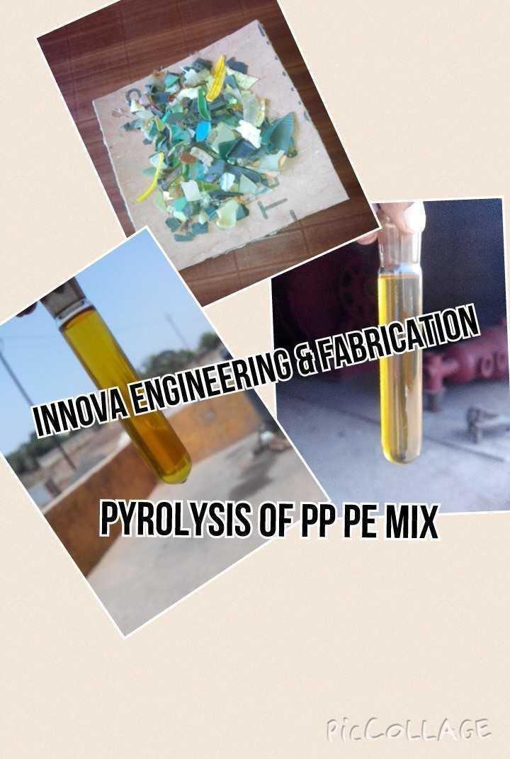 ppe pyrolysis