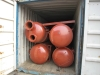 Packing the Pyrolysis Plant