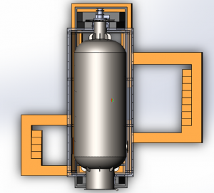 Continuous or Batch Type Plastic Pyrolysis Plant